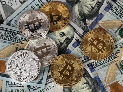 Koers van de Bitcoin