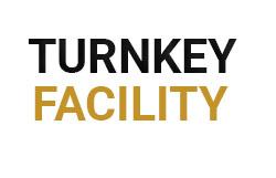 Voordelen Turnkey Facility