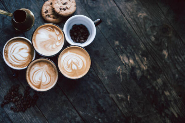 Evenement zonder koffie van Van Krieken Koffieservice?