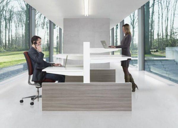 Mooie kantoormeubelen Den Bosch