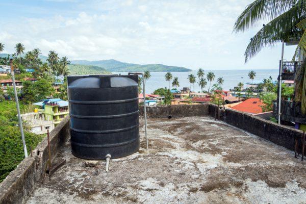 Een watertank kopen voor in de vrachtwagen