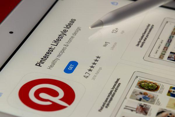 Welke marketing doelen zijn er mogelijk bij Pinterest?