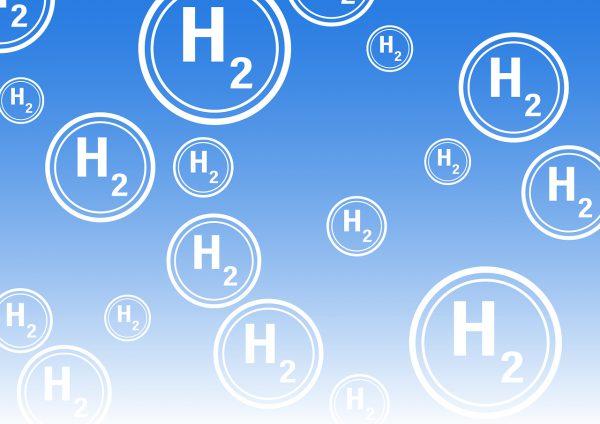 Aandelen in waterstof